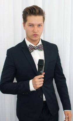 Ведущий Игорь Ланда