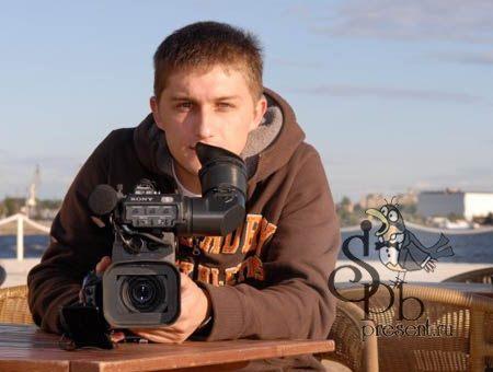 Свадебный видеооператор Андрей