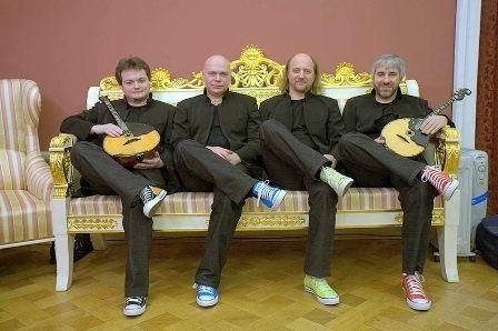 Группа «Терем-квартет»