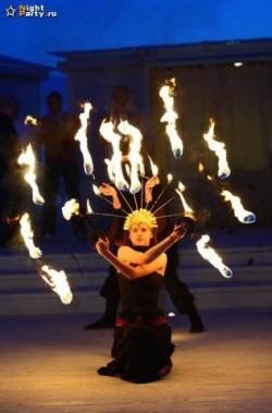 Sfire огненное шоу