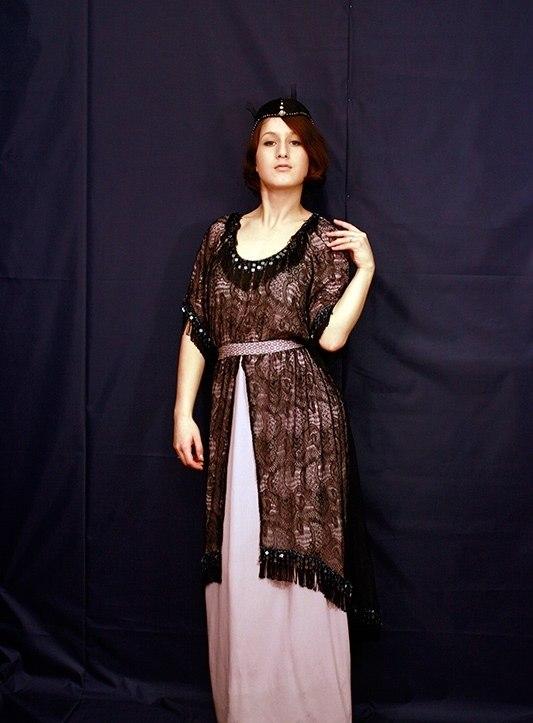 Фото платьев в стиле модерн